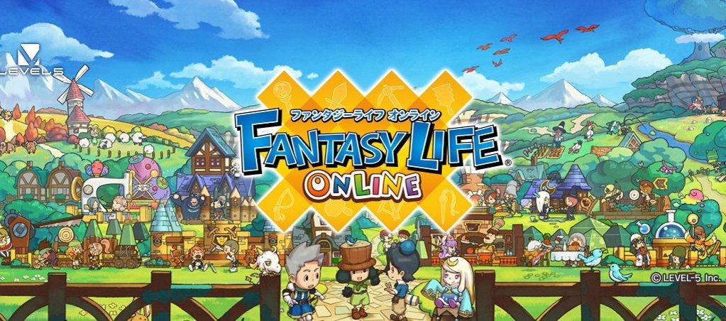 《Fantasy Life Online》近日宣布配信延期至2018年夏 2
