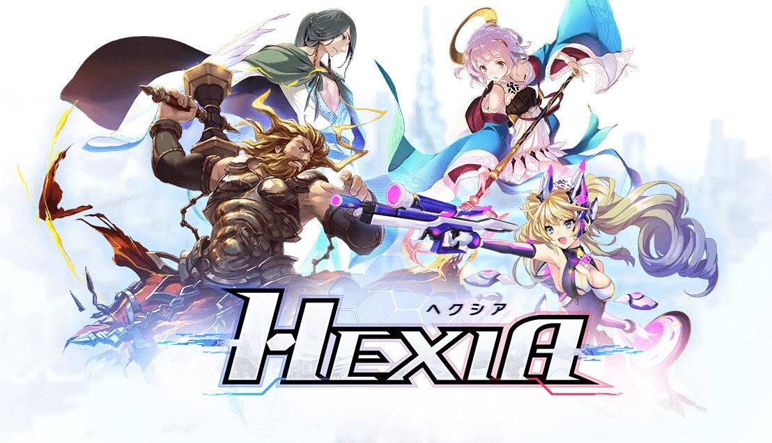 11区手游《HEXIA - ヘクシア - 》于今日iOS/安卓双平台配信 1
