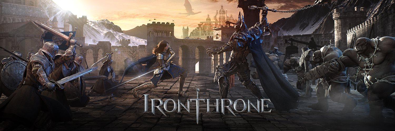 Netmarble新作MMORPG策略手游《Iron Throne》于今日全球同步配信 1