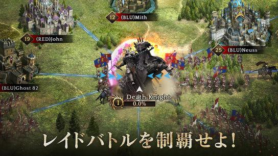 Netmarble新作MMORPG策略手游《Iron Throne》于今日全球同步配信 2