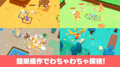 《宝可梦 探险寻宝(Pokemon Quest / ポケモンクエスト)》正式定档6月28日配信 2