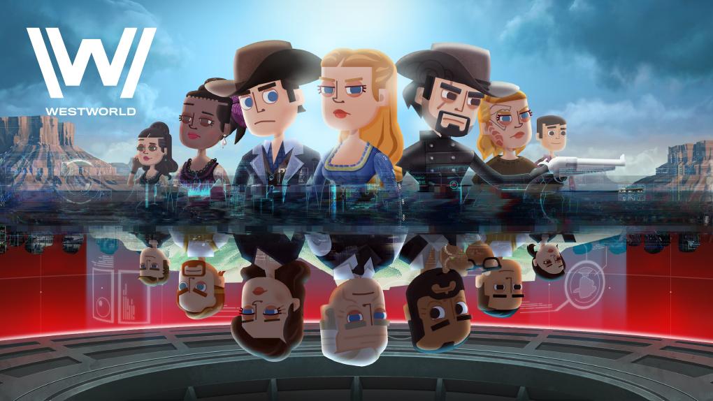 HBO《西部世界》同名手游近日正式发布安卓版